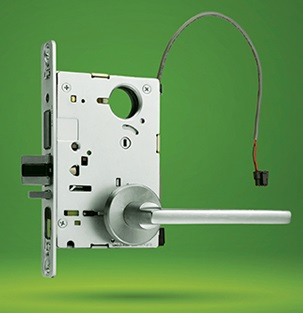 EcoFlex Energy Efficient Electrified Mortise Lock