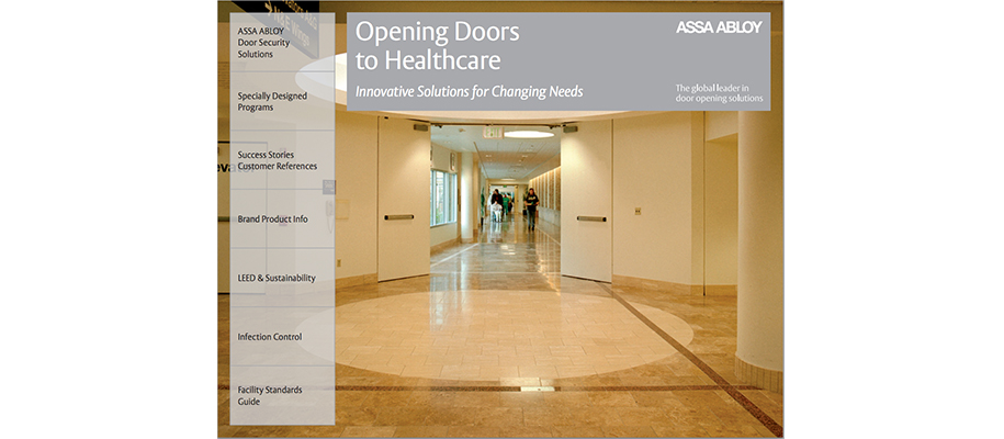 Opening Doors to Healthcare