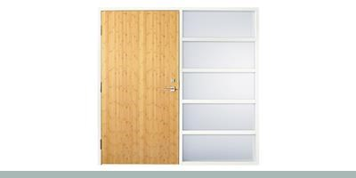 Aluminum Doors, Frames and Windows